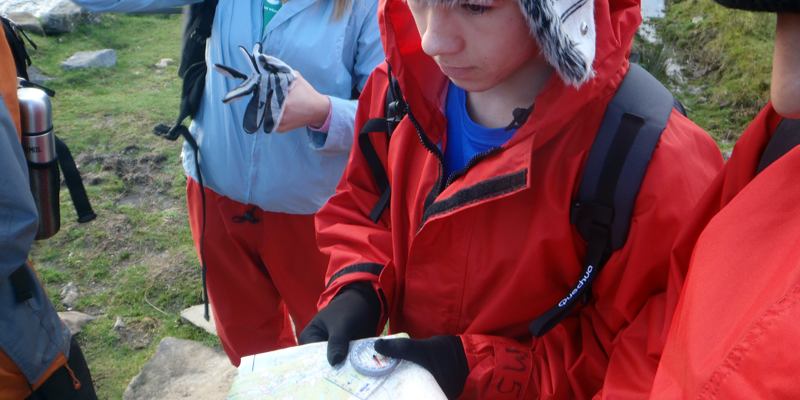 GCSE Hillwalking course - Bach Ventures