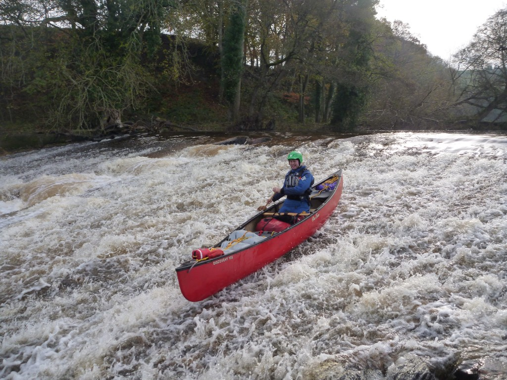 Canoe and Kayak courses with Bach Ventures