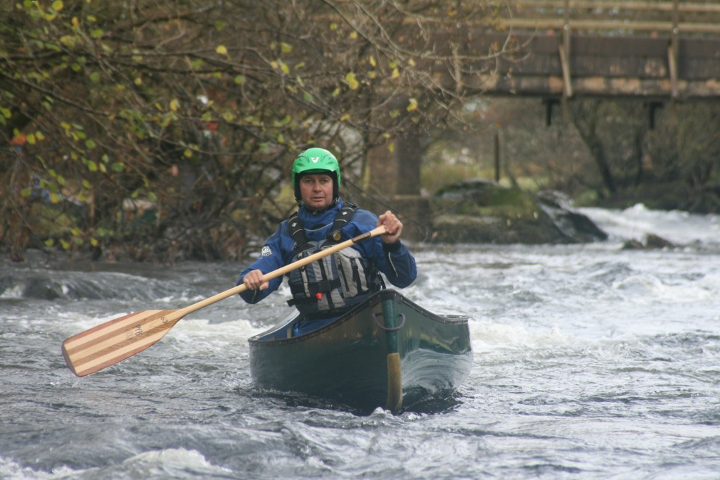 Gordon Canoeing